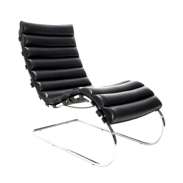 L.M. VAN DER ROHE CHAISE LONGUE MR