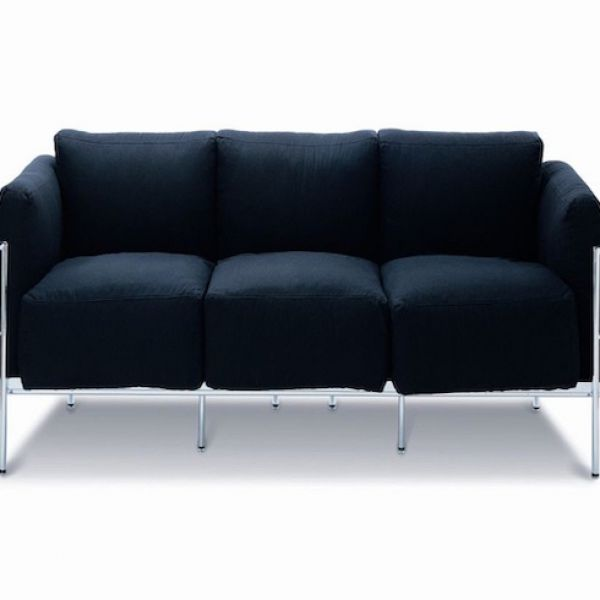 SOFA BAUHAUS THREE SEATS
