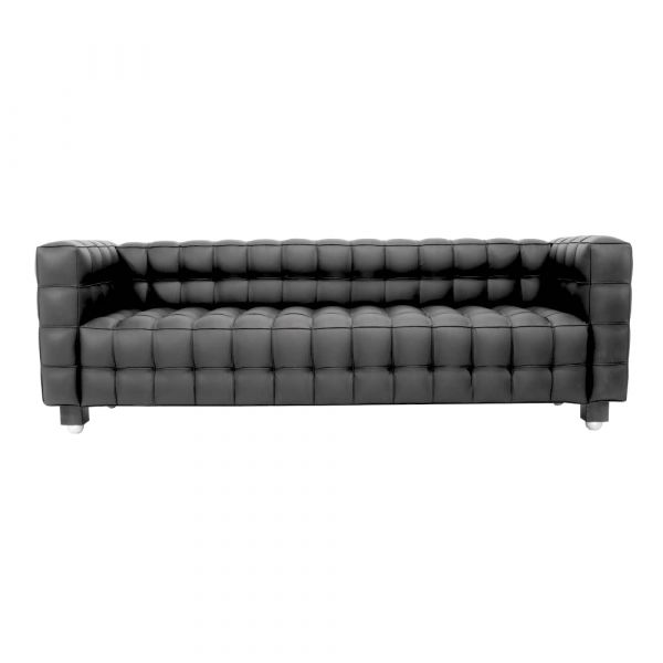 J. HOFFMANN SOFA KUBUS THREE SEATER