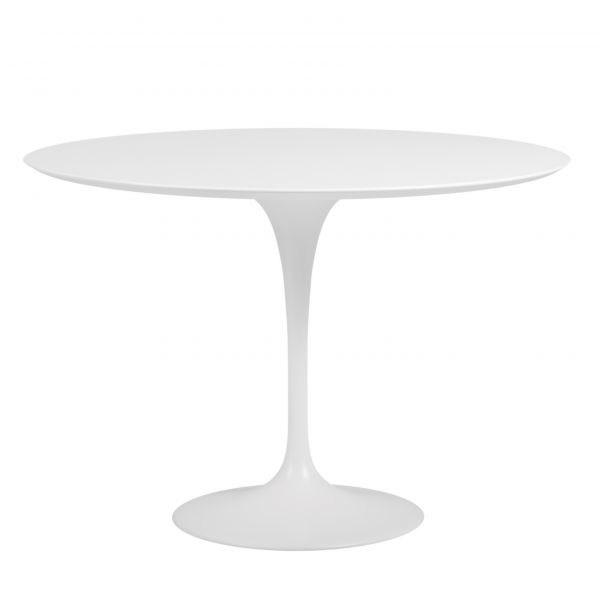 TABLE  ROUND OR OVAL LAMINATE TOP
