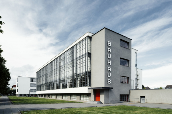 100 years of the Bauhaus School!